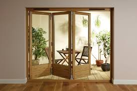 3 panel french patio doors. 8ft Folding And Sliding Pre Finished (light Oak) Part Open (right Hand) 3 Panel French Patio Doors E