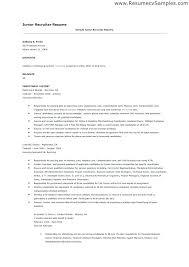 Corporate Recruiter Resume Hr Recruiter Resume Examples Corporate ...