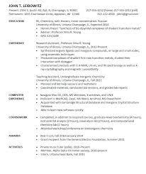 Biotech Resume Sample Best of Biotech Resume Sample Resume Ideas Pro