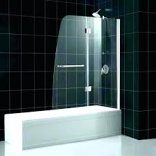 tub doors tub and shower doors bathroom tub shower doors clear glass a sliding bathtub