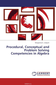 miguel e alonso amelot the art of problem solving in organic deogracias e joaquin procedural conceptual and problem solving competencies in algebra miguel e alonso