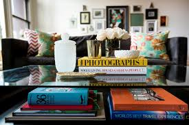 how to display books on coffee table best of home decoration tips how to display travel souvenirs boubouteatime