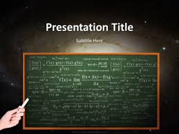 Science Powerpoint Template Free 20247 Science Chalkboard Powerpoint Template 1 Free