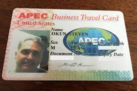 What Is Apec Business Travel Card Ggsedoriinfo