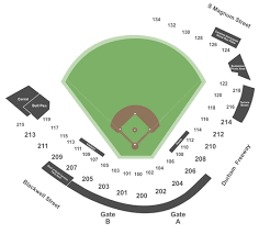Columbus Clippers Seating Chart With Seat Numbers Durham Bulls Vs Columbus Clippers Tickets On 05 21 20 At