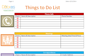 templates for to do lists microsoft word to do list template business version dotxes