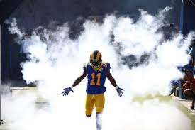 Rams 2017 Depth Chart May We All Enter A Room Like Losangeles Rams Wr Tavon