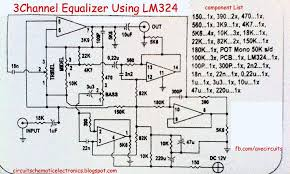 3 channel equalizer using lm324 circuit diagram audio schematic 3 channel equalizer using lm324 circuit diagram audio schematic chang e 3 and circuit diagram