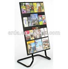 Library Book Display Stands Metal Periodical Book Display Stand Magazine Display Rack Buy 63