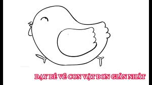 Cách Vẽ Con Gà Đáng Yêu|Cách Vẽ Con Chó|Cách Vẽ Con Cá|Cách Vẽ Con Mèo Đơn  Giản Nhất|Dạy Bé Vẽ Tranh - repacted