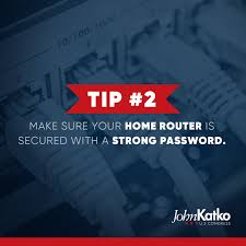 Telework Tip #2 - John Katko for Congress