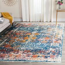 home interior inspiring safavieh area rugs vintage persian turquoise multi 5 ft x 8 rug