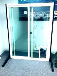 window dog door insert for slider pet sliding large window dog door