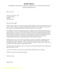 Sample Cover Letters For A Job Sample Cover Letters For Job