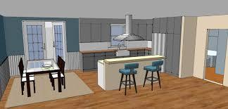 Open Floor Plan Kitchen Design Dazzling Open Plan Kitchen Design Inspiration Offer Floor To