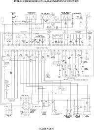 2001 jeep cherokee radio wiring diagram autobonches com 2000 jeep grand cherokee radio wiring diagram at Jeep Cherokee Stereo Wiring Diagram