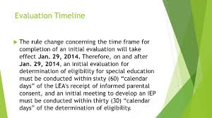 Iep Timeline Chart Illinois Special Education Meeting January 14th 3 30 Asc Tennessee