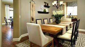 Dining Table Decor Ideas Large Size Of Room Arrangement Modern