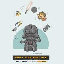 Happy Star Wars Day 2015!