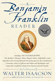 a benjamin franklin reader book by walter isaacson official a benjamin franklin reader 9780743273985 hr