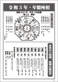 高島 易 断 2021