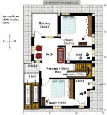 2 house plans best of appealing duplex 30 40 3040 plan 3d