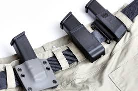 Glock Magazine Holder Glock Blackhawk DarkStarGear Pistol Magazine Pouches Review 50