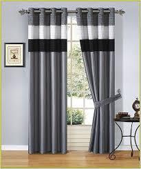 grey blackout curtains argos