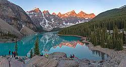 Moraine Lake Wikivisually