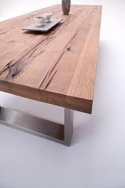 Esstisch Massivholz Eiche Modern