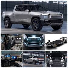 The Rivian R1T Suddenly and Impressively Becomes the World's First ...