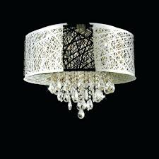 elegant small ceiling chandelier for medium size of semi flush mount lights small ceiling chandeliers crystal