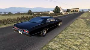 1967 Chevrolet Impala (Supernatural Edition) in Longford 67' - YouTube