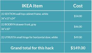 refrigerator horizontal cabinet ikd