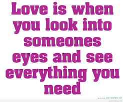 Meaning Of Love Quotes