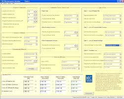 Lightning Protection System Design Calculation Excel Lightning Risk Assessment Iec 62305