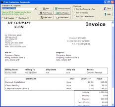 Sample Billing Invoice Sample Of Legal Billing Invoice Legal Invoice ...