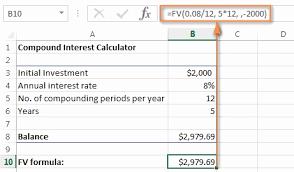 Interest Calculation Spreadsheet Roi Calculator Excel Template Rental Property Calculator Spreadsheet
