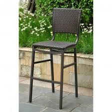 Bar Stools  Outdoor Wicker Bar Stools With Arms Outdoor Bar Outdoor Wicker Bar Furniture