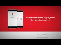 Texas Childrens Mychart Patient Portal
