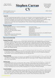 Free Collection Sample Resume Templates Word Professional Luxury Pr