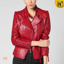 womens leather motorcycle jacket cw650057 cwmalls com