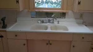 removing 1920 s cast iron kitchen sink hometalk