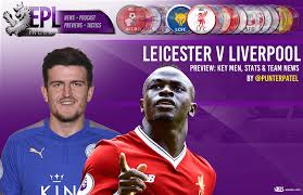 Read about liverpool v leicester in the premier league 2020/21 season, including lineups, stats and live blogs, on the official website of the premier league. Leicester Vs Liverpool Preview Team News Stats Key Men Epl Index Unofficial English Premier League Opinion Stats Podcasts