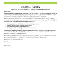 Sample Job Cover Letter Free Cover Letter Examples For Every Job