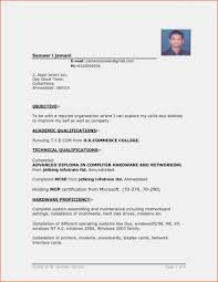 98 Download Ms Word Resume Template Free Microsoft Word Resume