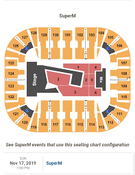 191119 As Of 2 00pm Est Superm Eagle Bank Arena Has 11