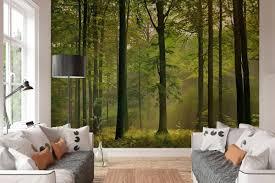 Bolcom Wg Behang Ideal Decor Mural Autumn Forest