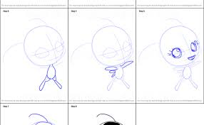 As the first tutorial, i will do a small introduction about istio. How To Draw Tikki Kwami From Miraculous Ladybug Printable Step By Step Drawing Sheet Cute766