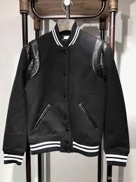 high quality leather jacket men new brand autumn designer fashion stand collar pu baseball uniform jackets flying pilot coats